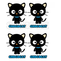 Chococat T Shirt Iron on Transfer Decal #1
