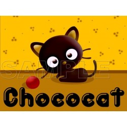 Chococat T Shirt Iron on Transfer Decal #2