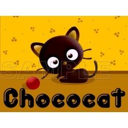 Chococat T Shirt Iron on Transfer Decal #2