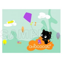 Chococat T Shirt Iron on Transfer Decal #3