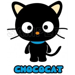 Chococat T Shirt Iron on Transfer Decal #5