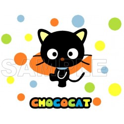 Chococat T Shirt Iron on Transfer Decal #6