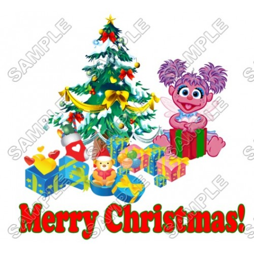Christmas Abby Cadabby T Shirt Iron on Transfer Decal #46 by www.shopironons.com