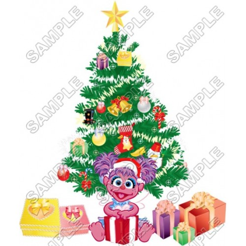 Christmas Abby Cadabby T Shirt Iron on Transfer Decal #47 by www.shopironons.com