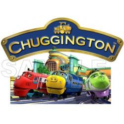 Chuggington T Shirt Iron on Transfer Decal #1