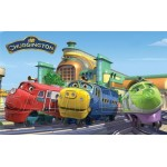 Chuggington T Shirt Iron on Transfer Decal #2 by www.shopironons.com