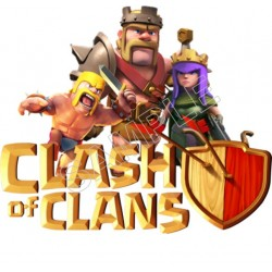 Clash of Clans T shirt Iron On Transfer Decal #4