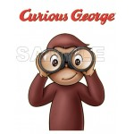 Curious George T Shirt Iron on Transfer Decal #8 by www.shopironons.com