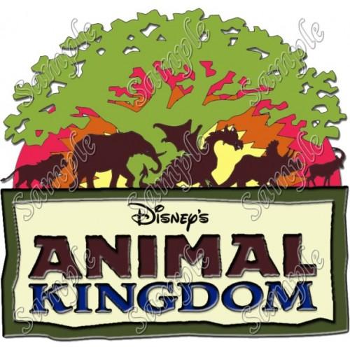 Disney Animal Kingdom T Shirt Iron on Transfer Decal #1 by www.shopironons.com