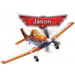 Disney Planes Birthday Personalized Custom T Shirt Iron on Transfer Decal #20 by www.shopironons.com