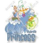 Disney Princess Cinderella T Shirt Iron on Transfer Decal #21 by www.shopironons.com