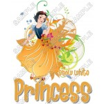 Disney Princess Snow white T Shirt Iron on Transfer Decal #6 by www.shopironons.com