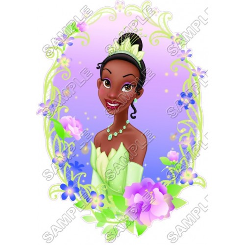 Disney Princess Tiana T Shirt Iron on Transfer Decal #8 by www.shopironons.com