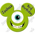 Disney Vacation Mike Wazowski Custom Personalized T Shirt Iron on Transfer Decal #27 by www.shopironons.com