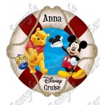 Disney World Vacation Pirate Custom Personalized T Shirt Iron on Transfer Decal #39 by www.shopironons.com