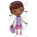 Doc McStuffins T Shirt Iron on Transfer Decal #36 by www.shopironons.com