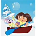 Dora T Shirt Iron on Transfer Decal #4 by www.shopironons.com