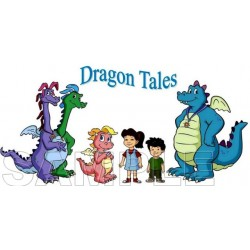 Dragon Tales T Shirt Iron on Transfer Decal #2