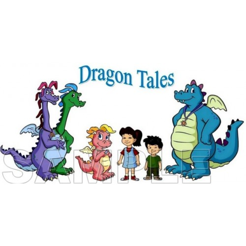Dragon Tales T Shirt Iron on Transfer Decal #2 by www.shopironons.com