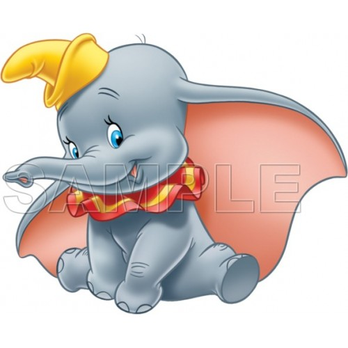 Dumbo T Shirt Iron on Transfer Decal #2 by www.shopironons.com