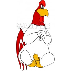 Foghorn Leghorn T Shirt Iron on Transfer Decal #2