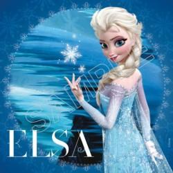 Frozen Elsa Anna Olaf T Shirt Iron on Transfer Decal #75