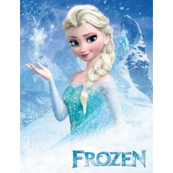 Frozen Elsa Anna Olaf T Shirt Iron on Transfer Decal #76