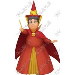 Good fairy godmother Flora T Shirt Iron on Transfer Decal #22