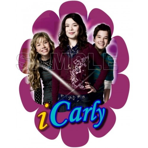 iCarly T Shirt Iron on Transfer Decal #1 by www.shopironons.com