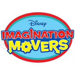 Imagination Movers Logo T Shirt Iron on Transfer Decal #4