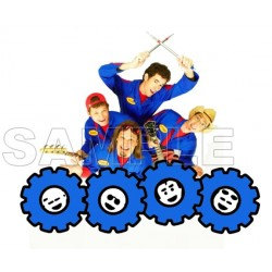 Imagination Movers T Shirt Iron on Transfer Decal #1