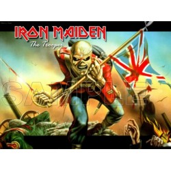 Iron Maiden T Shirt Iron on Transfer Decal #5