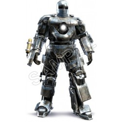 Iron Man T Shirt Iron on Transfer Decal #37