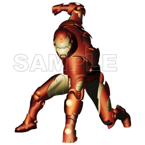 Iron Man T Shirt Iron on Transfer Decal #4 by www.shopironons.com