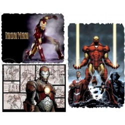 Iron Man T Shirt Iron on Transfer Decal #5
