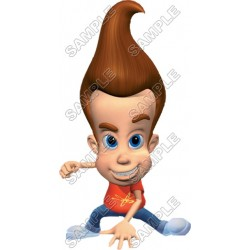 Jimmy Neutron T Shirt Iron on Transfer Decal #4
