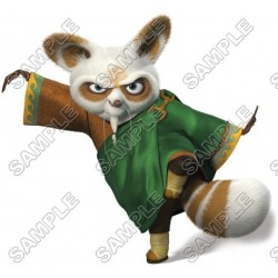 Kung Fu Panda Master ShiFu T Shirt Iron on Transfer Decal #6