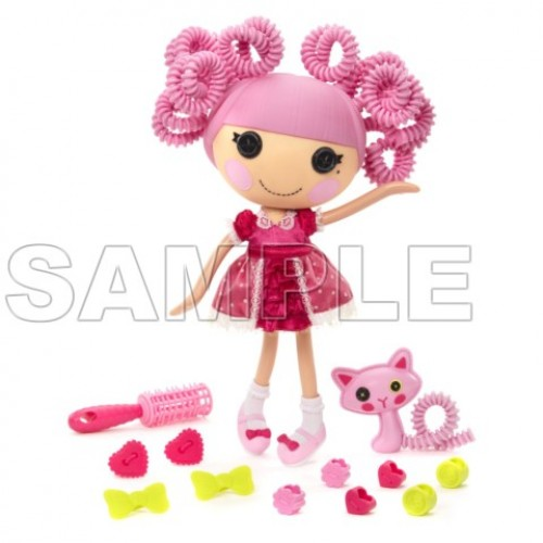 Lalaloopsy Silly Hair T Shirt Iron on Transfer Decal #7 by www.shopironons.com