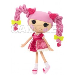 Lalaloopsy Silly Hair T Shirt Iron on Transfer Decal #8