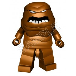 Lego Game Batman Clayface T Shirt Iron on Transfer Decal #11