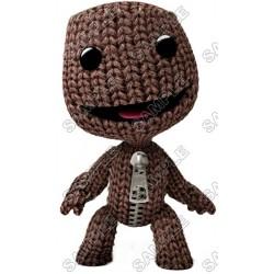 LittleBigPlanet Sackboy T Shirt Iron on Transfer Decal #4