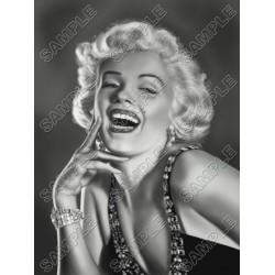 Marilyn Monroe T Shirt Iron on Transfer Decal #2