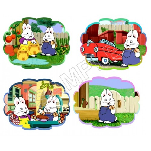 Max and Ruby T Shirt Iron on Transfer Decal #3 by www.shopironons.com