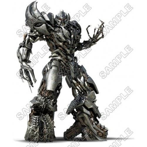 Megatron T Shirt Iron on Transfer Decal #13 by www.shopironons.com