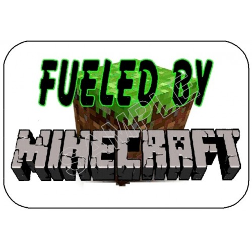 Minecraft T Shirt Iron on Transfer Decal #19 by www.shopironons.com