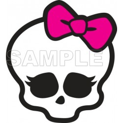 Monster High T Shirt Iron on Transfer Decal #1