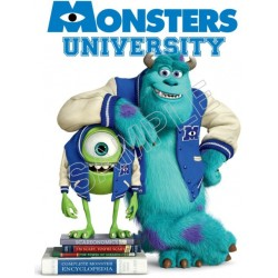 Monsters University T Shirt Iron on Transfer Decal #11