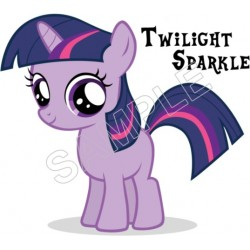 My Little Pony Twilight Sparkle T Shirt Iron on Transfer Decal #2