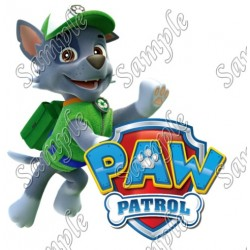 PAW Patrol Rocky T Shirt Iron on Transfer Decal #82