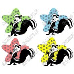 Pepé Le Pew T Shirt Iron on Transfer Decal #2 by www.shopironons.com